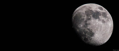 Moon - June 16, 2016 (Phet Live) Tags: wallpaper moon ex live sigma apo dg 219 phet 50500mm hsm f463
