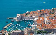 Dubrovnik (03) (Vlado Fereni) Tags: sea seascape cityscape cities dubrovnik adriatic adriaticsea jadran nikkor8020028 jadranskomore nikond600 citiestowns