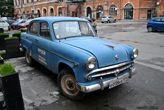 Moskvich 407 (Helvetics_VS) Tags: 407 oldcars moskvitch