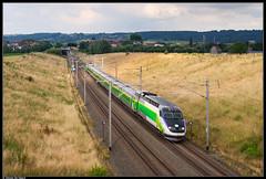 SNCF 4551 @ Tubize (Steven De Haeck) Tags: paris belgique belgi bruxelles brussel brabant parijs tgv sncf rseau wallon thalys hsl nmbs lgv izy tubize sncb lijn1 ligen1