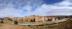 Panorama sur Bounoura, Ghardaia   (habib kaki 2) Tags: algeria algerie sahar sud panoramique dsert    mzab ghardaia bounoura