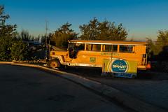 sto. tomas (arcibald) Tags: mountain sunrise dawn philippines baguio tuba jeepney benguet stotomas