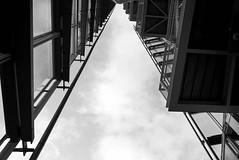 Look up  (venesha83) Tags: theshard london skyline sky architecture architecturelovers londonarchitecture uk greatbritain gb centrallondon southbank morelondon londonbridge viewfromtheshard