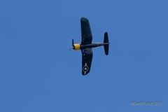 Vought F4U Corsair-22 (Clubber_Lang) Tags: airshow corsair farnborough f4u vought fia2016