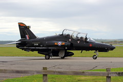 Hawk T2 (ZK016) (Fraser Murdoch) Tags: bae systems hawk t2 trainer fast jet fighter training raf royal air force valley anglesey airport north wales 4 squadron r reserve fts flight school aviation aerospace fraser murdoch canon eos 650d outdoor vehicle aircraft airplane
