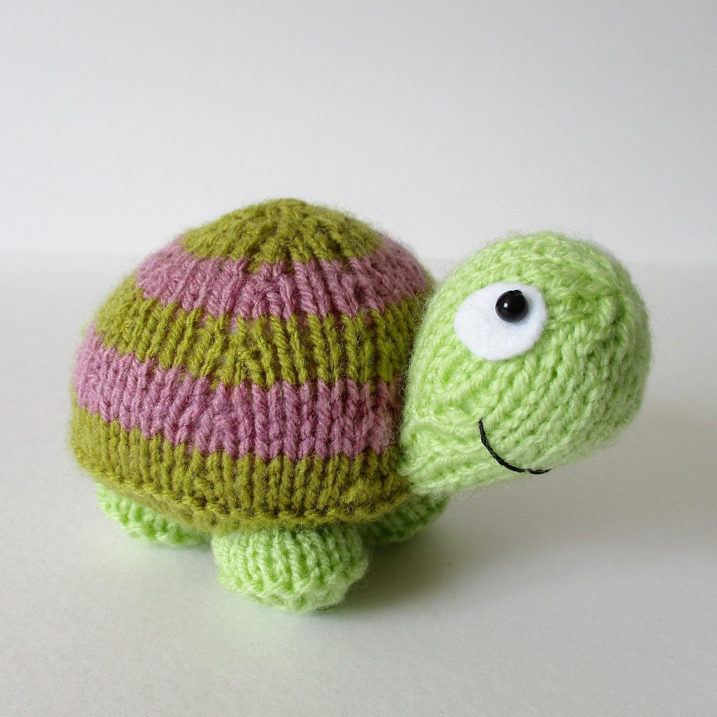 Tortoise Clothes Knitting Pattern : The world s best photos of craft and pincushion flickr