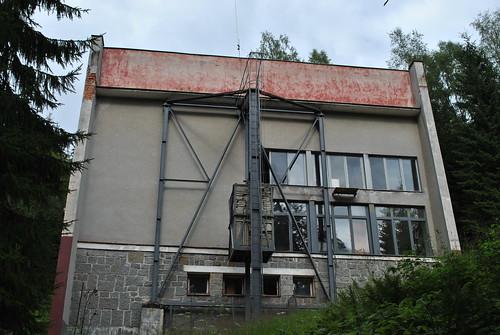 Lanová dráha Jáchymov - Klínovec