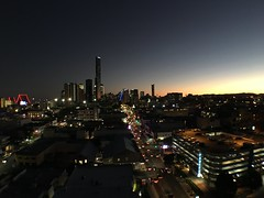 Sunset in Brisbane!
