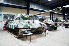 "Panzer VI Tiger Ausf. B ""Knigstiger"" (jordic83) Tags: seleccionar saumur museedesblindes panzer tank kingtiger konigstiger ww2"