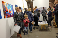 DSCF5426.jpg (amsfrank) Tags: scene exhibition westergasfabriek event candid people dutch photography fair cultural unseen amsterdam beurs