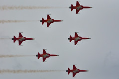 17th July 2010 RIAT Fairford (rob  68) Tags: 17th july 2010 riat fairford patrouille suisse 170710riatfairfordc1