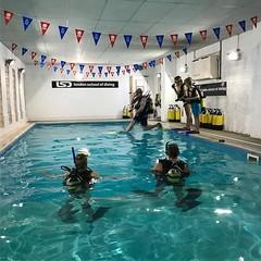 The LSD Open Day is...OPEN!!! #FREE try dives all day! #scuba #padi #dive #underwater #pool #sport #scubadiving #fun #lsd #london (lsdscuba) Tags: ifttt instagram scuba lsd