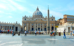 Le Vatican. (Mary-Bel (Marie F Papin)) Tags: levatican rome italie marybel