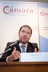 """Evento """"Nuevos retos para la economía española: crecimiento sostenible, unión de la energía e inmigración"""" • <a style=""""font-size:0.8em;"""" href=""""http://www.flickr.com/photos/132904123@N05/30090106255/"""" target=""""_blank"""">View on Flickr</a>"""