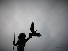 Hacia la libertad! (¡vonne) Tags: cerro bufa estatua escultura libertad zacatecas mexico