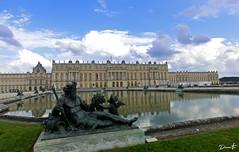 Versalles (Dinarte Frana) Tags: france francia versalles fuente jardines europa palacio
