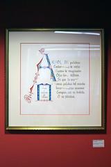 / Arte caligrfico en espaol (Instituto Cervantes de Tokio) Tags: caligrafa refranes espaol exhibition exhibicin exposicin           calligraphy institutocervantesdetokio interior texto institutocervantes