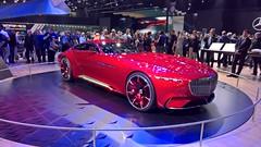Mercedes maybach vision 6 16 (benoit.patelout) Tags: mondial automobile paris 2016 mercedes maybach vision 6