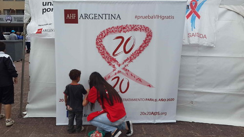 World AIDS Day 2014: Argentina