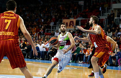 Galatasaray-Laboral Kutxa Baskonia