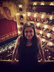 Ballet casse-noisettes au Théâtre Colon