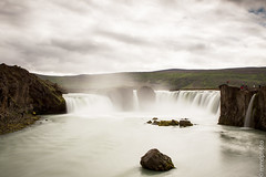 Islandia#23 (MMD Photo) Tags: waterfall iceland islandia cascada godafoss islndia