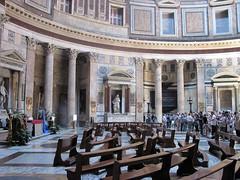 Pantheon – Piazza della Rotonda - Rome - By Amgad Ellia 04 (Amgad Ellia) Tags: rome by pantheon rotonda piazza della amgad ellia –