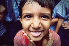 (.Rabbit.Hole.) Tags: school summer india love girl smile work vintage children cool eyes community asia child heart little sweet small memories hipster young happiness orphan orphanage kind bombay service kindness mumbai communityservice pune 2012 2014
