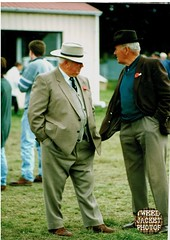 Gents A&P Show Fairlie 1996- 7 (80s Muslc Rocks) Tags: old newzealand man men senior hat fashion 35mm photo pix pentax alt candid 1996 hats pic suit ap nz older 1980s scannedphoto 1990s gentleman waistcoat gentlemen menswear apshow goodclothes tweedjacketphotos