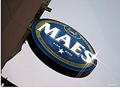 """""""Maes alors ..."""" Danymasson (dany_masson) Tags: light sky heineken star place maes ombre jour bleu brewery bier nuit etoile huy castel bire primus enseigne"""