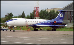 RA-65934 - Moscow Sheremetyevo (SVO) 14.08.2001 (Jakob_DK) Tags: 2001 svo uuee tupolev t134 tupolev134ak tupolevtu134 tu134 tu134crusty tu134ak tupolevtu134ak tupolev134 sheremetyevo moscowsheremetyevo sheremetyevointernationalairport tex aerotex aerotexairlines ra65934