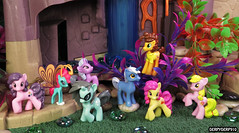 Rainbow Power BB Jungle 2 (DerpyDerp910) Tags: blind little box pony surprise eggs bags mlp mylittlepony my brony derpyderp910