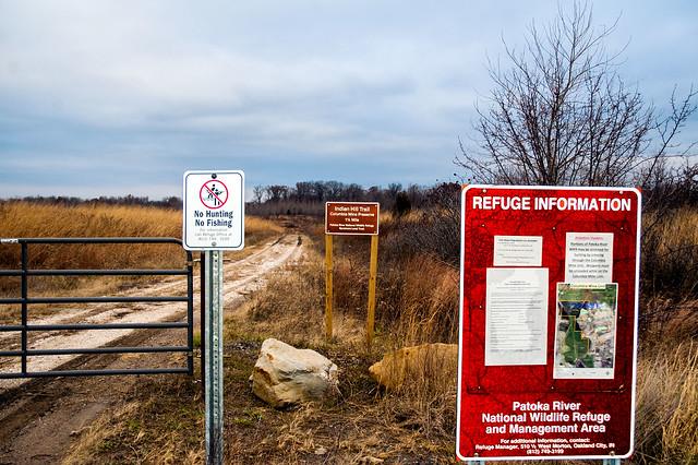 Columbia Mine Preserve - Novembr 25, 2014