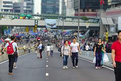 Umbrella Revolution #468 () Tags: road street leica city people publicspace umbrella hongkong freedom democracy day path candid central protest rangefinder stranger demonstration revolution tele 90mm elmar hongkongisland admiralty f40 m9 occupy mmount umbrellarevolution leicam9 occupycentral leica90mmf4elmar    umbreallarevolution