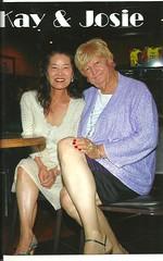 0 Kay & Josie @ Andrews Augusta Ga 12022014-5 (Josie Augusta) Tags: georgia friend andrews highheels sandals josie augusta dearfriend
