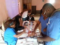 Zusammenarbeit im Step 1 Babouantou Project