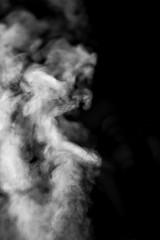 Steam (SanjayKalyan) Tags: blackandwhite white black water fog flow gray steam whiteandblack watervapour