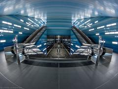 Fish (katrin glaesmann) Tags: metro hamburg tube ubahn hvv u4 berseequartier photowalkmitmichi unterwegsmitmichi