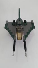 SFVV 03 - Venom Viper (Hendri Kamaluddin) Tags: lego space scifi spaceship viper moc starfighter vicviper nnovvember