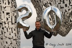 20 Years of The National Lottery (Ready-Steady-Click) Tags: scotland lotto nationallottery grangemouth falkirk centralscotland thehelix nationaltreasures thekelpies sirchrishoy canoneos1100d