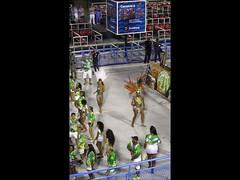 Rio de Janeiro, Carnival rehearsal