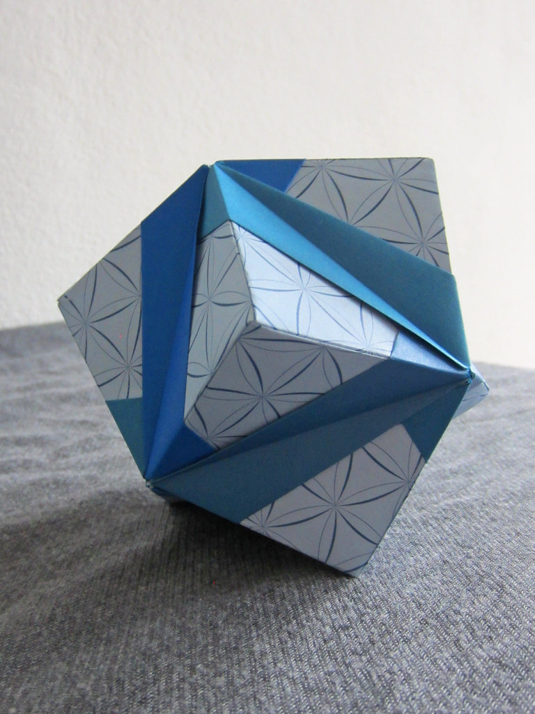 The best crafts from modular origami