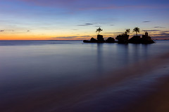 Dusk at Boracay island, Philippines (thanks for Explore) (Maria_Globetrotter) Tags: explore img8892