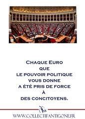 1039_Affiche_Euro_Pris_De_Force (CollectifAntigone) Tags: vide