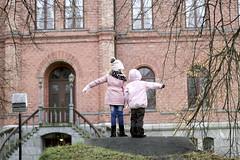 Look at that! :D (tomasbaliukonis) Tags: friends kids finland children friendship vaasa