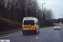 Renault Master East kilbride 2014 (seifracing) Tags: world cars scotland europe britain scottish ambulance vehicles event british emergency spotting strathclyde brigade armed ambulances ecosse 2014 seifracing