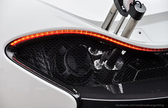 Just a detail. (WestbroekPhotography) Tags: white detail lamp sex led mclaren carbon everywhere aluminium p1