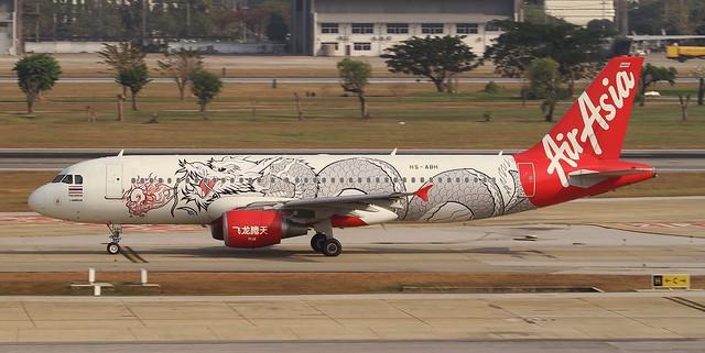 HS-ABH A320