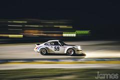 2014 HSR Sebring Historics - #59 1973 Porsche 911 RSR-IROC - Turn 7 (jameswlietz) Tags: sunset ford night canon vintage flying lotus 911 lola ferrari bum lizard porsche bmw rum pancake 24mm sebring mustang gt mazda hsr f28 2014 rsr sebringraceway sebringinternationalraceway 100mm400mm 7dii