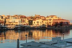20141225-5971 (old.pappous) Tags: reflection architecture buildings reflections earlymorning greece crete venetian goldenlight ellas ellada chaniaharbour xaniaharbour haniaharbour